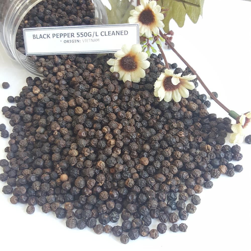 Black Pepper White Pinhead