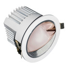 Recessed DownLight 32w COB Led Square Downlight for Clothing Mart