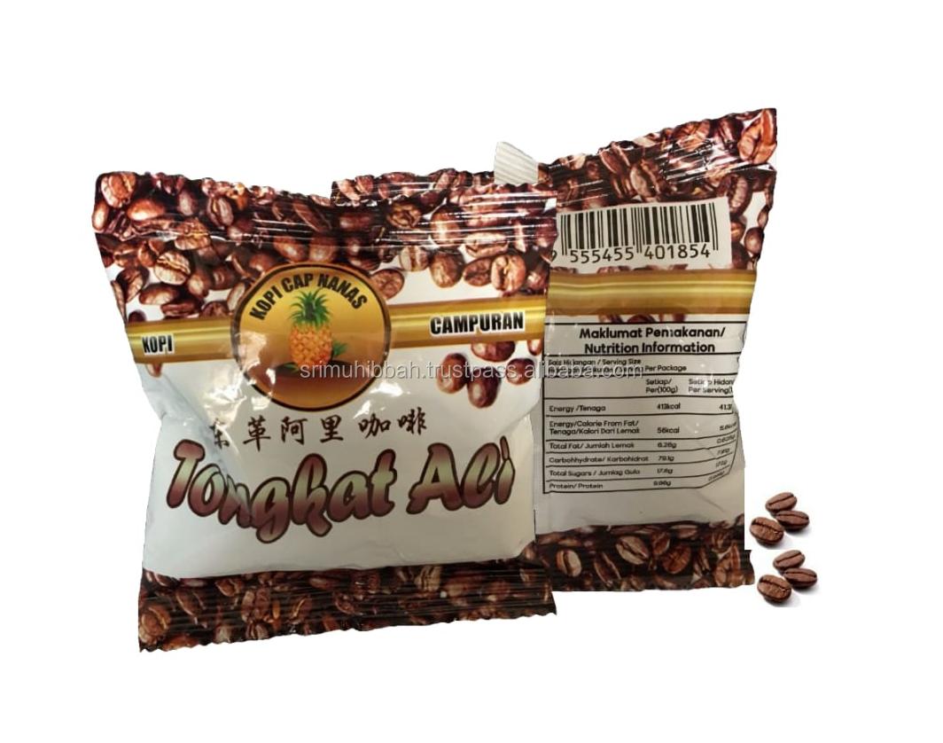 Malaysia Manufacturer Tongkat Ali Black Coffee Powder Energy Drink - Buy  Energy Drink,Tongkat Ali Black Coffee,Coffee Powder Product on Alibaba com