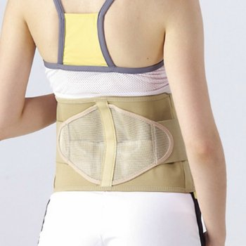 ecf055faa6 2019 Taiwan Women Abdominal Hernia Lowes Lumbar Support Brace Lower for Pain  Back Prices Training Tummy