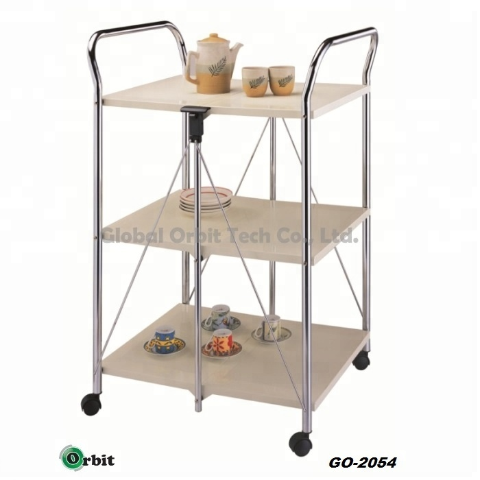 Kitchen Serving Cart Storage Food