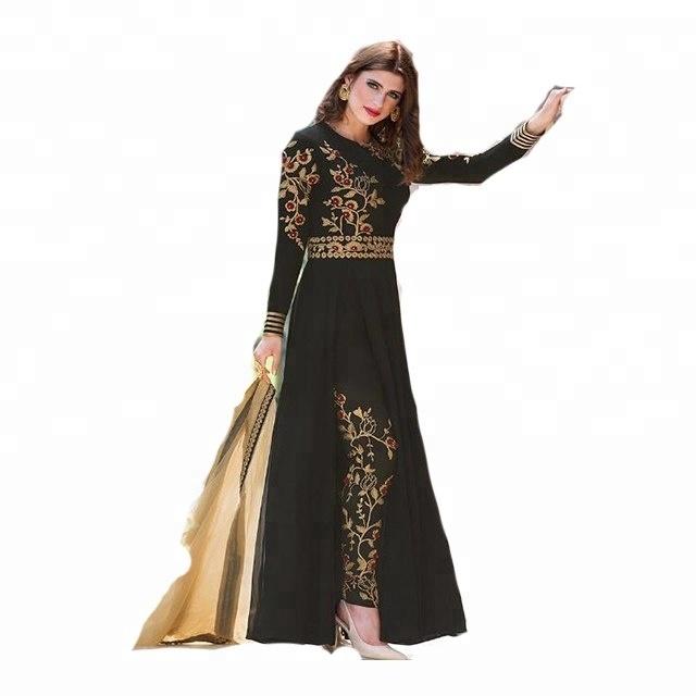 Salwar Kameez Pakistani Dress Design Salwar Kameez Salwar Kameez Designs For Stitching View Simple Designs Salwar Kameez Jau Fashion Product Details From Jau Fashion On Alibaba Com
