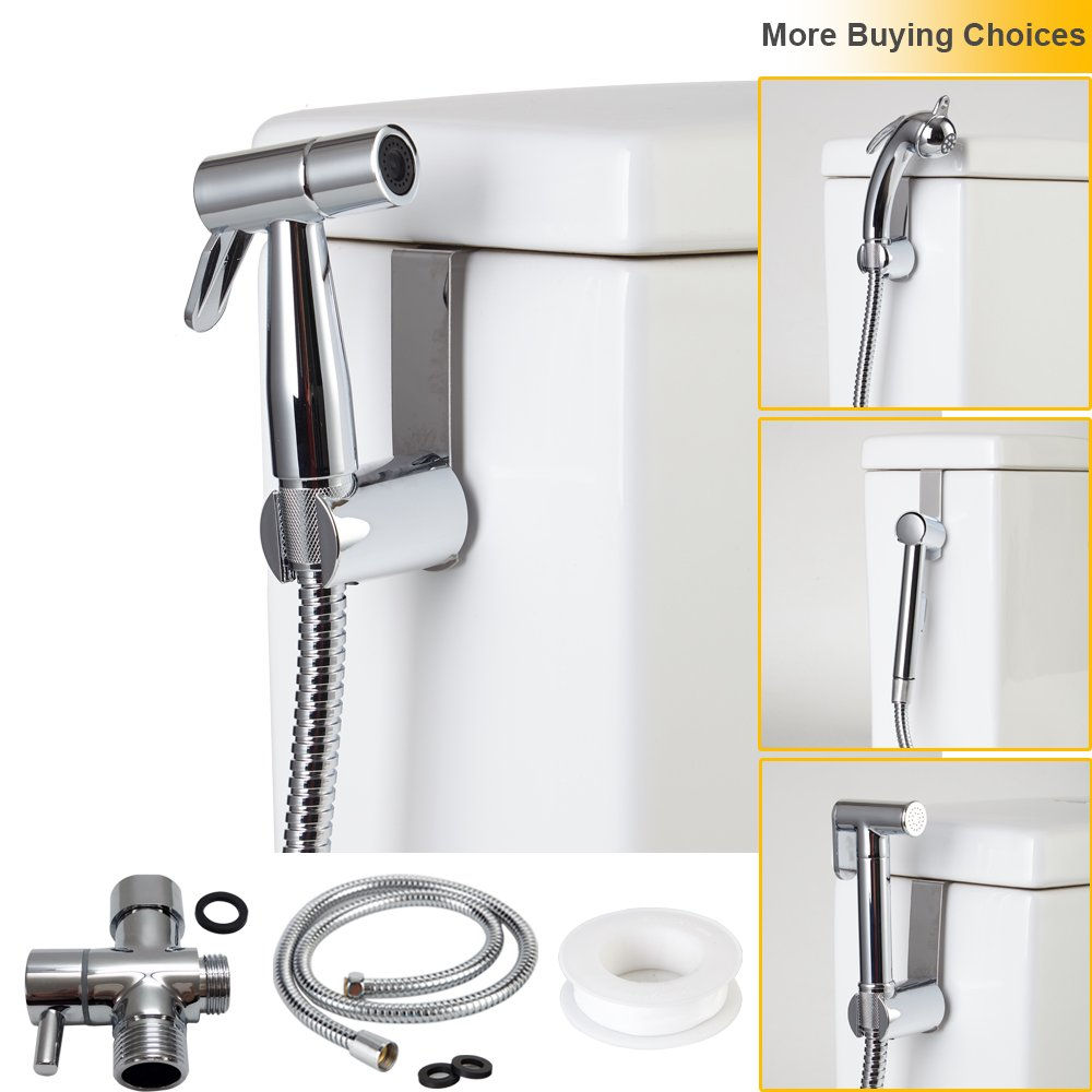 Buy Aweson Cloth Diaper Sprayer Handheld Bidet Sprayer With 1 2m 48 Inch Stainless Steel Shower Hose Bidet Shattaf Handheld Bidet Attachment Abs G In Cheap Price On Alibaba Com