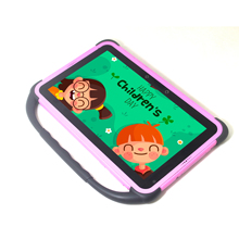 Giáo Dục nóng 7 inch Quad Core Trẻ Em Tablet PC wifi tablet RK3126 Android 8 Gam ROM kids tablet