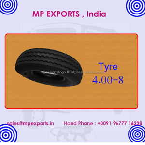 Genuine Branded MRF Tires 4.00-8