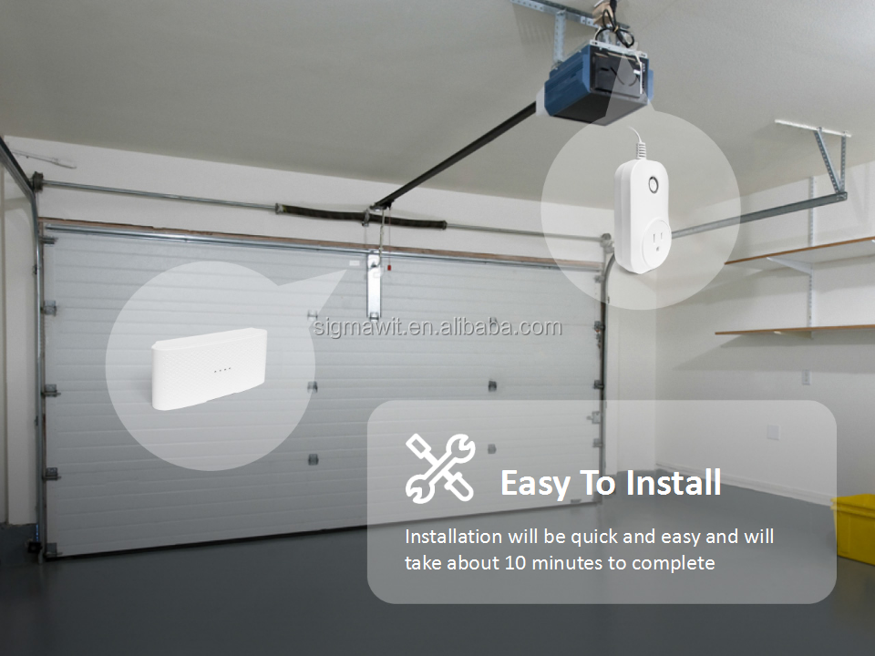 HH Smart Remote Controller  Open And Close Garage Door Automatically  Garage door opener