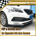 For Hyundai 9th Gen Sonata LF Carbon Fiber Front Lip (China Version)