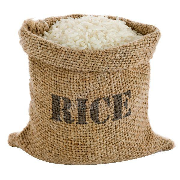 Jute Printed Rice Bags For Agriculture