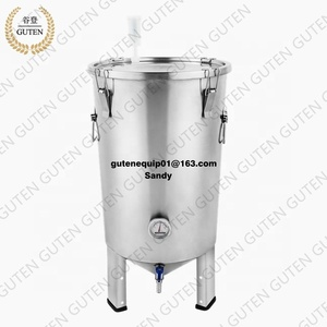 Home brewing equipment/ Stainless steel conical fermenter/ FER-32