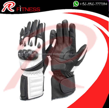 Buy Motorcycle Gloves Online | Custom made motorcycle gloves leather collection