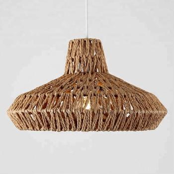 Handmade Wicker Pendant Ceiling Light Lamp Shades From Vietnam