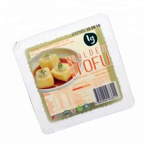 300G Singapore Health Food Soft Golden Tofu For Soup