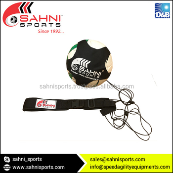 fa250837fa FOOTBALL Kick Trainer Hand Free Solo Soccer Trainer