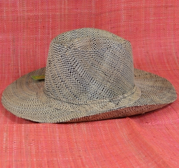 Handmade Raffia Mens Straw Hat For The City And The Beach From Madagascar -  Buy Raffia Straw Hats For Men 7a74a995ac7