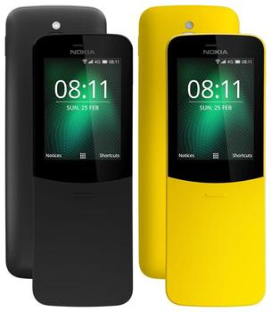 Nokia 8110 4g 4gb 2 4 Inches Dual-core Kaios Phone - Buy Nokia 8110 4g  Phone Product on Alibaba com