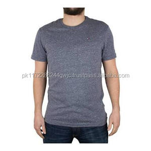 Custom design Melange T-Shirt Men High Quality 100% Cotton/Wholesale summers Melange Tshirt Men Cheap Price