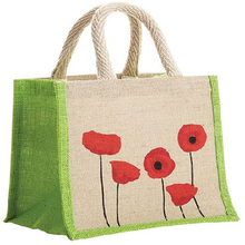 Printing Jute Bag/Jute Shopping Bag/Jute Promotional Bag