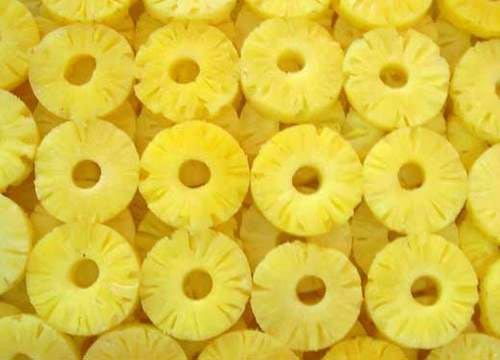 Frozen pineapple , IQF pineapple slice/dice, best product for summer