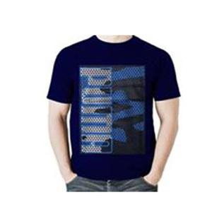 Top popular Short sleeve plain Dyed Men's T-shirt