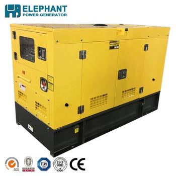 Chinese Brand Yangdong 32kw 40kva Three Phase 60hz Electric Generator