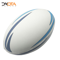 Promotional Gift Rubber rugby ball high Quality