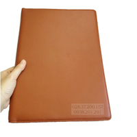 Amazon Top Seller 2019 Office Supply For Schools And Business Class Leather Hard File Folder