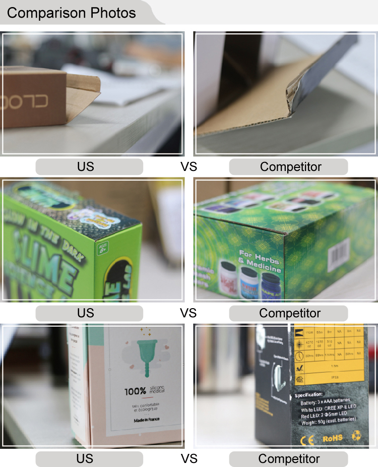 Plain Match Boxes