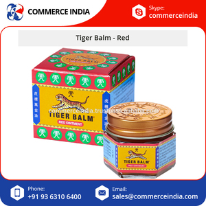 Tiger Balm Red Ayurvedic Proprietary Medicine Ointment for Muscular Pain and Headache