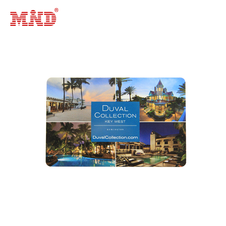 Factory price mifare Rfid hotel key card