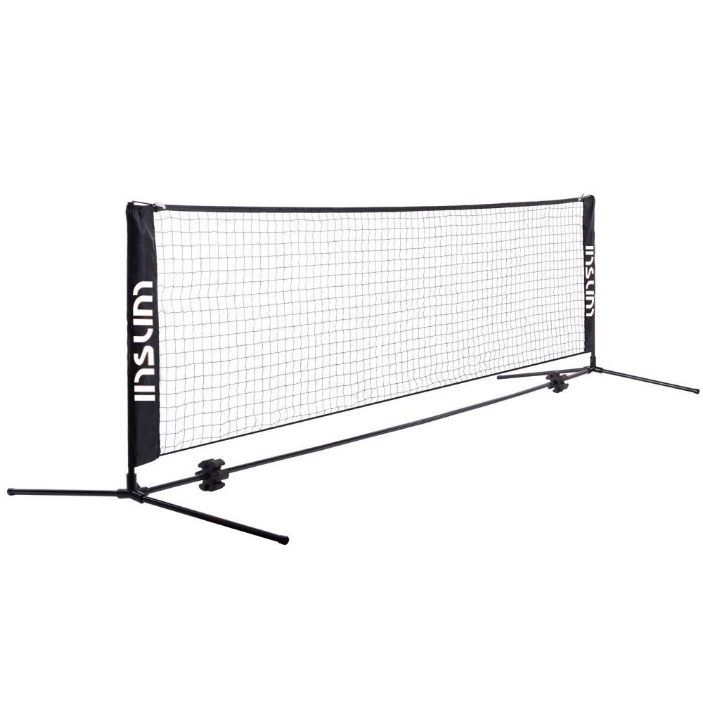 Insum Portable Tennis Netto Mini Netto Stand Voor Kinderen Aangepaste Merk Bamintion Netto