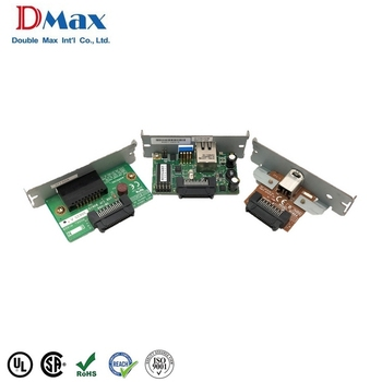 Ethernet Module PCB PCBA & Component For Printer