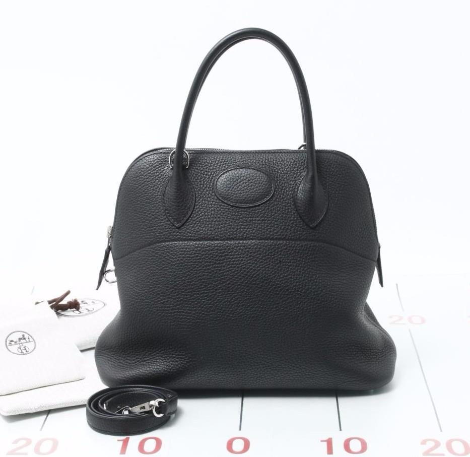 Used brand designer HERMES Borido 31 Handbags for bulk sale. Many ... 1d8c2c07aa1f5