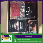 Wholesale Used Books in Boxes