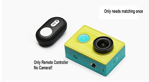 Original Xiaomi yi Remote Controller 4.1 Bluetooth Remote Bluetooth 10M Remote Shutter For xiaomi yi 4.1 Bluetooth For Smartphone self-photoing