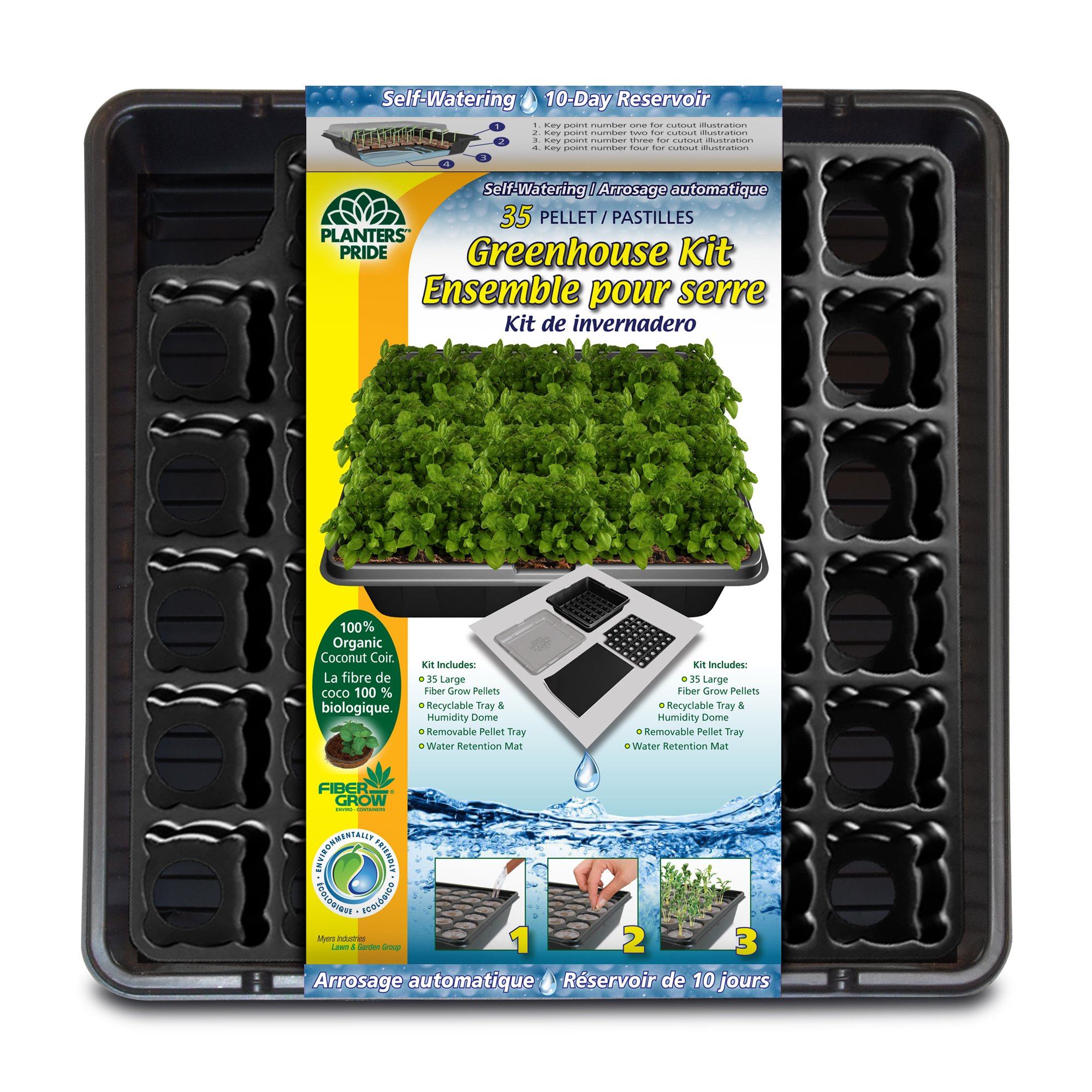 quotations guides pride coconut planter planters greenhouse kit watering get coir self find shopping pellet large cheap