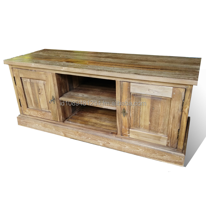 Teak Wood Tv Console, Teak Wood Tv Console Suppliers And Manufacturers At  Alibaba.com