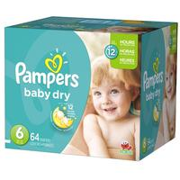 Pampers Baby Dry Diapers Economy Pack (WhatsApp: +4915213365384)