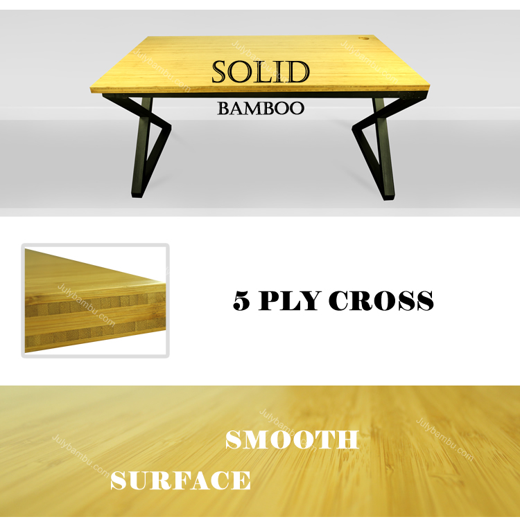 Solid Bamboo Countertop-1