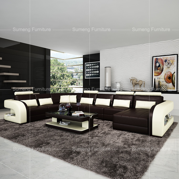 guangzhou new styles living room furniture original design sectional sofa  set, View guangzhou, SUMENG Product Details from Foshan Sumeng Furniture ...