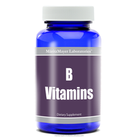 High Quality Dietary Supplement Vitamin B Complex Tablets