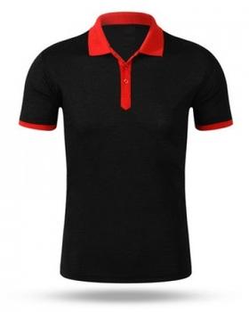 Custom Logo Plain No Brand Silk T Shirt