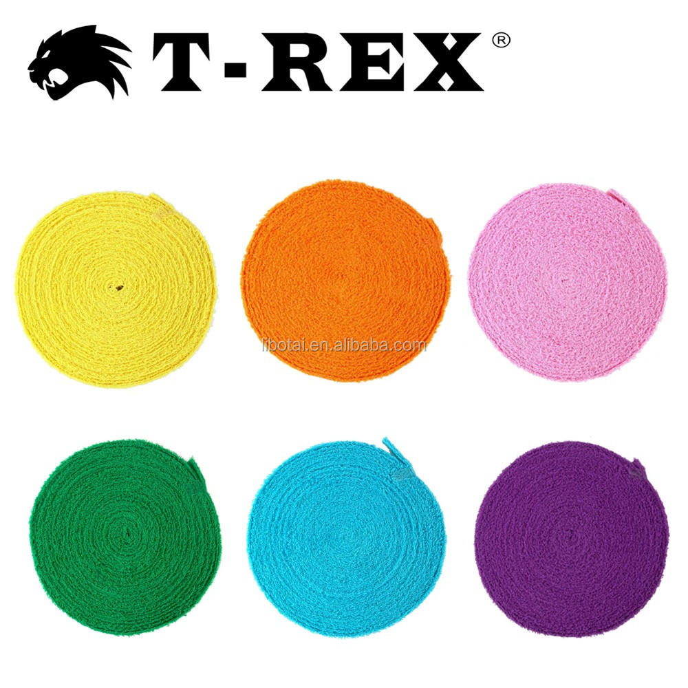 taiwan high quality color OEM overgrips for towel