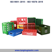 Plastic crates for beer and soft drinks bottles - Lines/Viber/Wechat/Whatsapp +84904943058