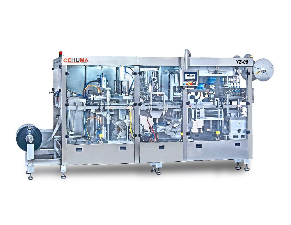 Full Automatic Thermoforrm Form Fill Seal Machine (FFS)