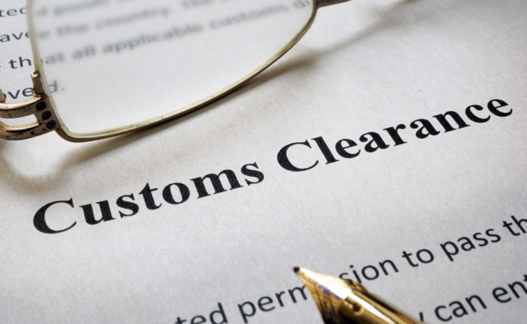 CUSTOMS CLEARANCE IN RUSSIA