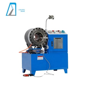 Attractive design high pressure hose crimp die set hydraulic press for crimping of high pressure hoses