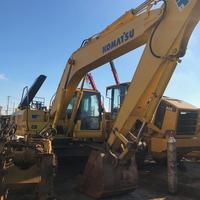 Good condition Lower Price Used komatsu excavator PC220 ---7 pc200-7 pc200-8 pc200-7 caterpillar construction for sale