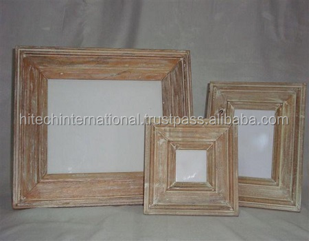 Wood Antique Photo Frames,Decorative Wooden Photo Frames,Designer Wooden Photo Frames