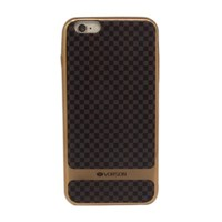 High Quality Small Checkered Pattern TPU Mobil Phone Case