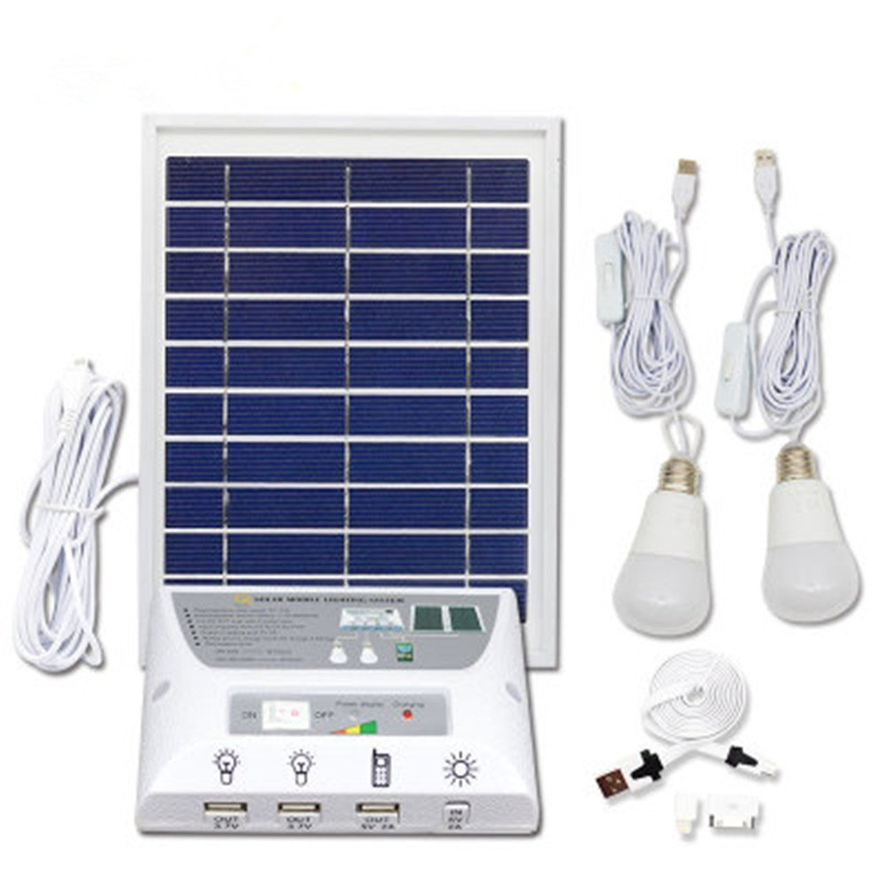 Cheap Solar Panel Lighting System Find Garden Using Cells Get Quotations Outdoor Portable Led Lights 3w 37 V